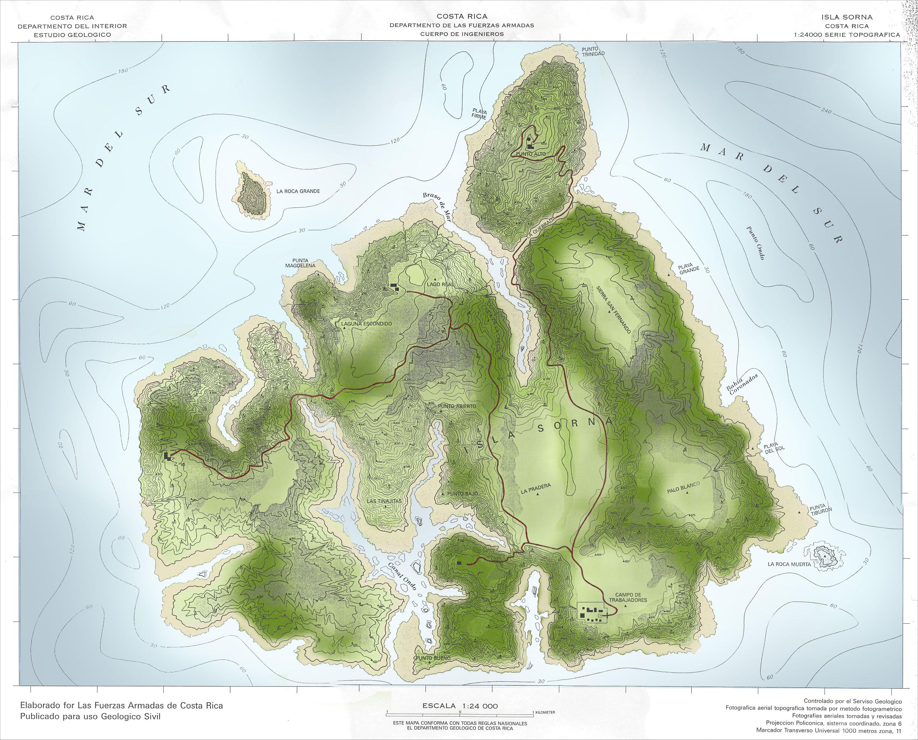 MAP] Isla Sorna - (Jurrasic Park 2+3) - Help needed - Unreal Engine Isla Nublar Map on